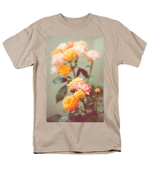 Men's T-Shirt  (Regular Fit) featuring the photograph Rumba Rose by Ari Salmela