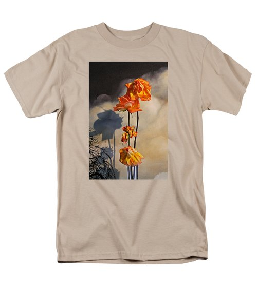 Sad To See You Go Men's T-Shirt  (Regular Fit) by John Stuart Webbstock