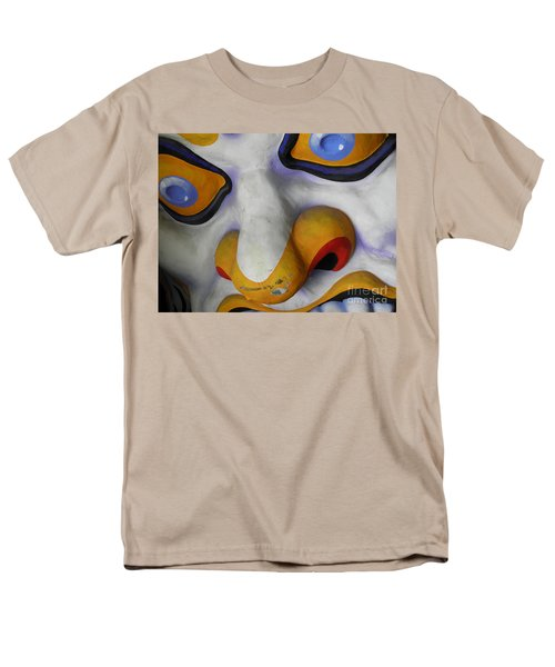 Men's T-Shirt  (Regular Fit) featuring the photograph Scary by Valerie Reeves