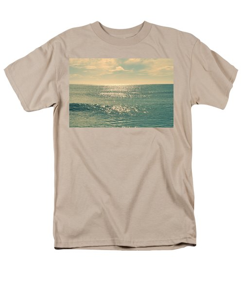 Sea Of Tranquility Men's T-Shirt  (Regular Fit) by Laura Fasulo