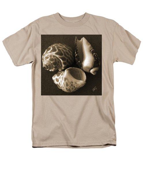 Seashells Spectacular No 1 Men's T-Shirt  (Regular Fit) by Ben and Raisa Gertsberg