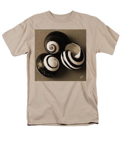 Seashells Spectacular No 27 Men's T-Shirt  (Regular Fit) by Ben and Raisa Gertsberg