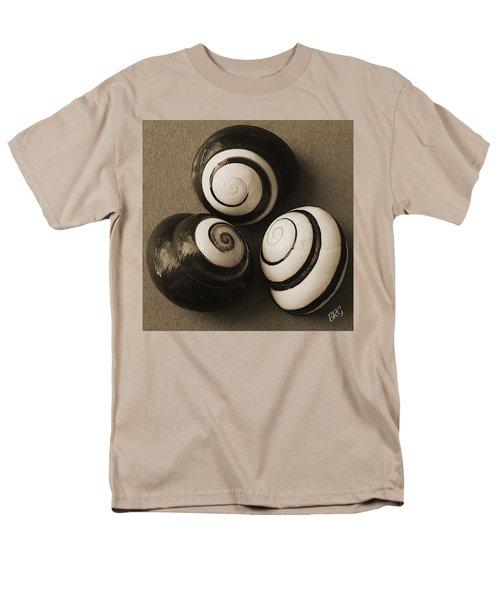 Seashells Spectacular No 28 Men's T-Shirt  (Regular Fit) by Ben and Raisa Gertsberg