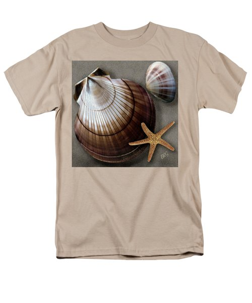 Seashells Spectacular No 38 Men's T-Shirt  (Regular Fit) by Ben and Raisa Gertsberg