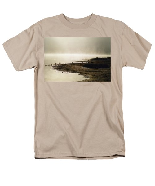 September Morning Men's T-Shirt  (Regular Fit) by David Porteus