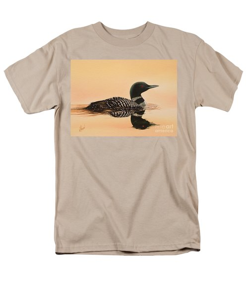 Serene Beauty Men's T-Shirt  (Regular Fit) by James Williamson