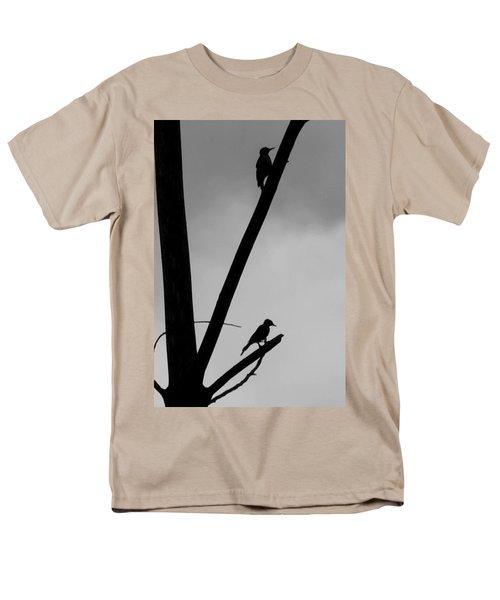 Silhouette 1 Men's T-Shirt  (Regular Fit) by Joe Faherty