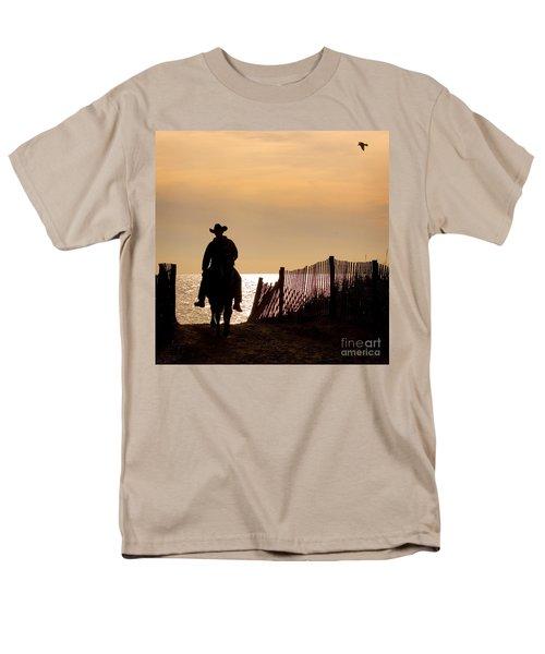 Solitude Men's T-Shirt  (Regular Fit) by Carol Lynn Coronios