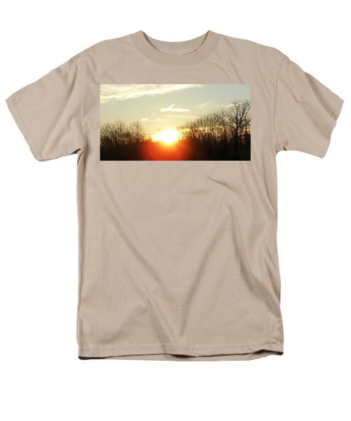 Son Above The Sun Men's T-Shirt  (Regular Fit) by Nick Kirby