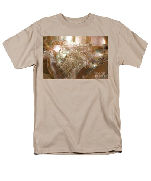 Men's T-Shirt  (Regular Fit) featuring the photograph Spirit Of The Soul by Sherri  Of Palm Springs