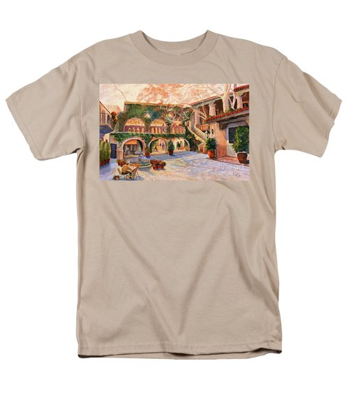 Spring In Tlaquepaque Men's T-Shirt  (Regular Fit) by Marilyn Smith
