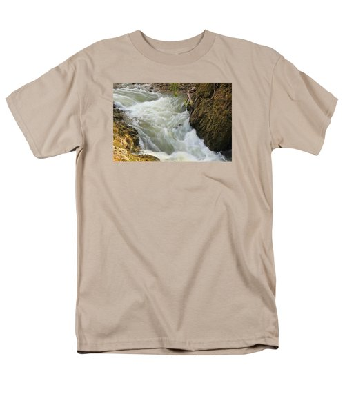 Spring Rush Men's T-Shirt  (Regular Fit) by Julie Andel