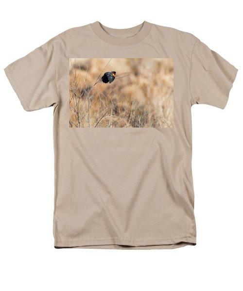 Springtime Song Men's T-Shirt  (Regular Fit) by Bill Wakeley
