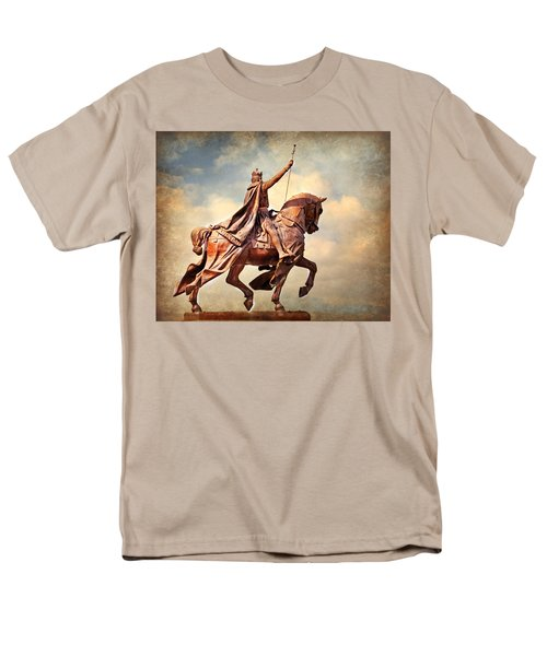 Men's T-Shirt  (Regular Fit) featuring the photograph St. Louis 4 by Marty Koch