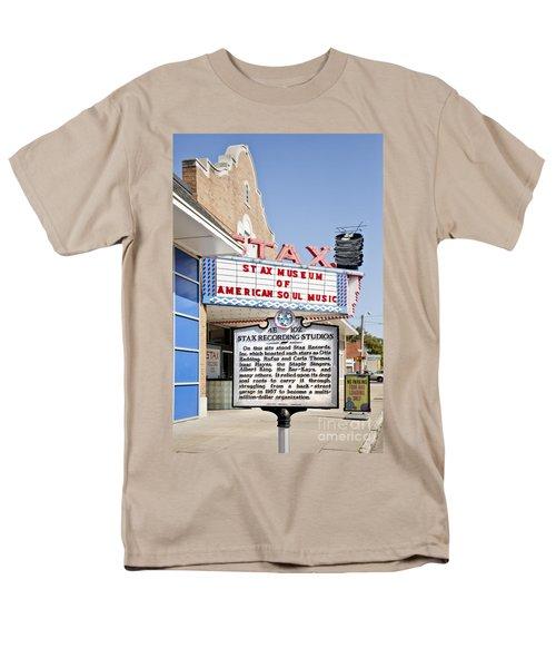 Stax Men's T-Shirt  (Regular Fit) by Liz Leyden