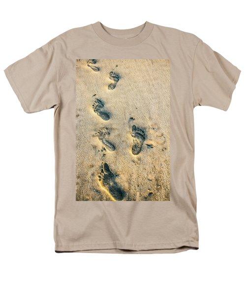 Steps Men's T-Shirt  (Regular Fit) by Menachem Ganon