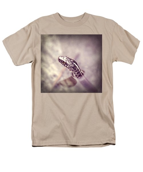 Men's T-Shirt  (Regular Fit) featuring the photograph Stony Stare by Melanie Lankford Photography