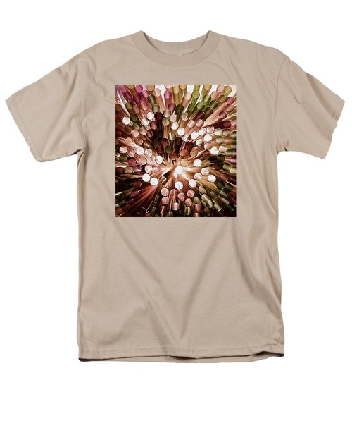 Study The Light Through These  Men's T-Shirt  (Regular Fit) by John King