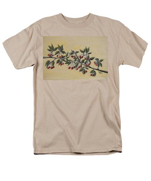 Summer Stay... Men's T-Shirt  (Regular Fit) by Felicia Tica