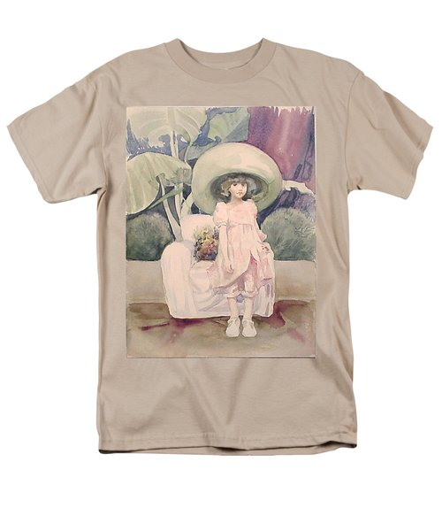 Sunday Morning Men's T-Shirt  (Regular Fit) by Marina Gnetetsky