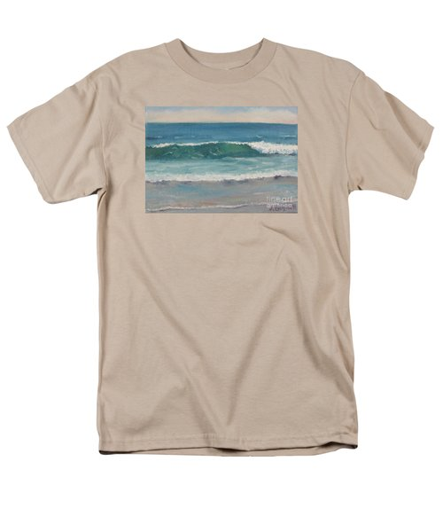 Men's T-Shirt  (Regular Fit) featuring the painting Surf Series 5 by Jennifer Boswell