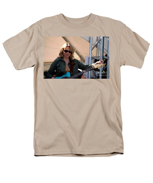 Susan Tedeschi Men's T-Shirt  (Regular Fit) by Angela Murray