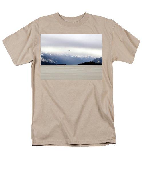 Men's T-Shirt  (Regular Fit) featuring the photograph Take Flight by Jennifer Wheatley Wolf