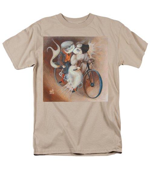 Tandem Men's T-Shirt  (Regular Fit) by Marina Gnetetsky