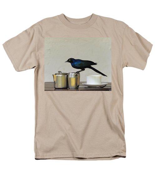 Tea Time In Kenya Men's T-Shirt  (Regular Fit) by Tony Beck