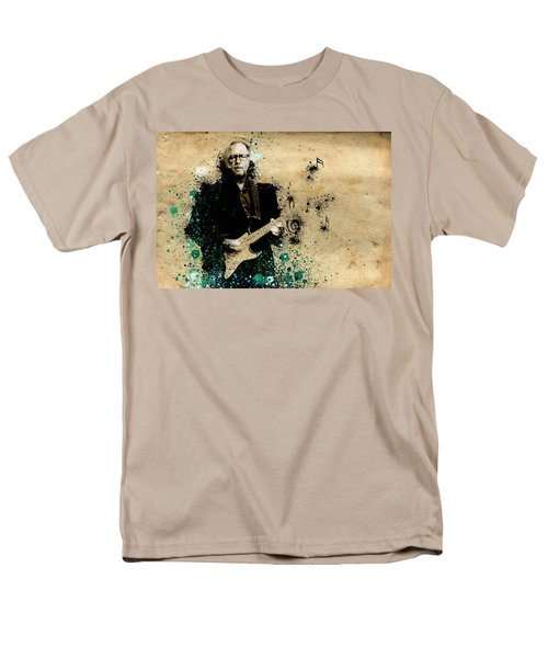 Tears In Heaven Men's T-Shirt  (Regular Fit) by Bekim Art