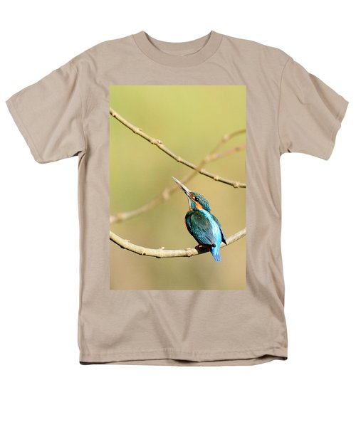 The Common Kingfisher Men's T-Shirt  (Regular Fit) by Fotosas Photography