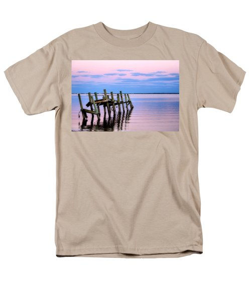 The Cove Dock Men's T-Shirt  (Regular Fit) by Brian Hughes