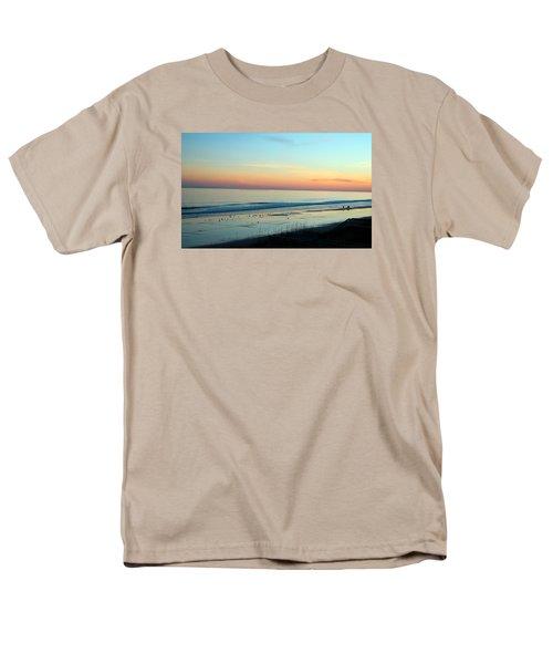 The Day Ends Men's T-Shirt  (Regular Fit)