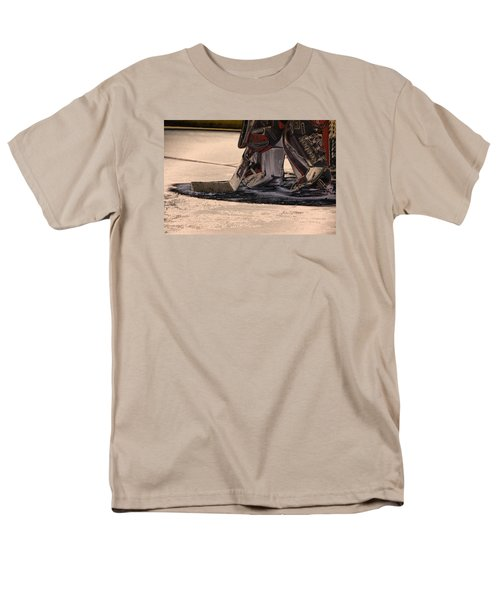 The Goalies Crease Men's T-Shirt  (Regular Fit)