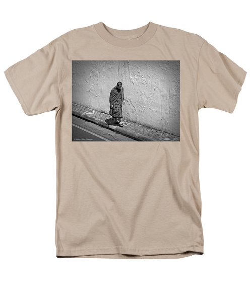 Men's T-Shirt  (Regular Fit) featuring the photograph The Journey  by Lucinda Walter