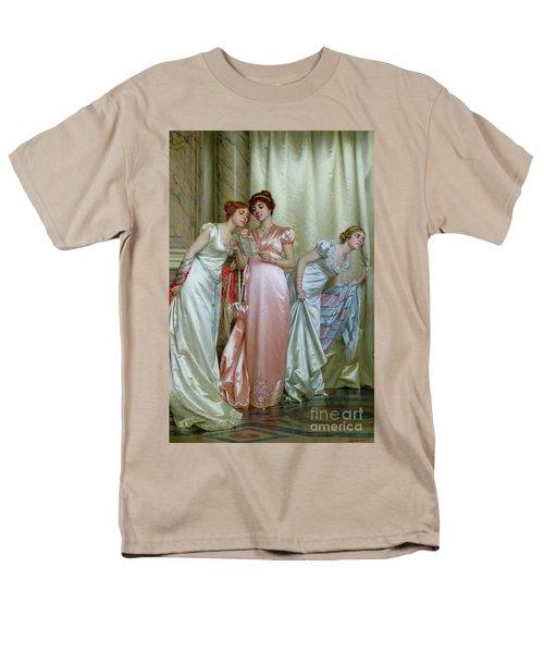 The Letter Men's T-Shirt  (Regular Fit)