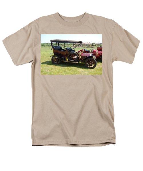 The Mercer Touring Sedan Men's T-Shirt  (Regular Fit) by Mustafa Abdullah