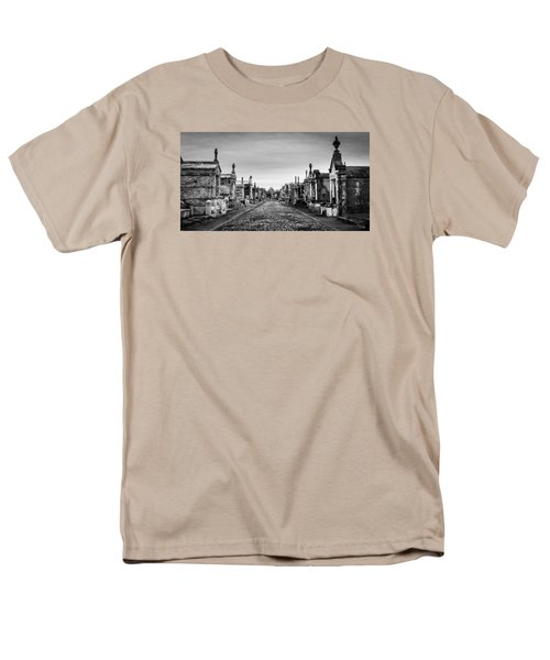 The Metairie Cemetery Men's T-Shirt  (Regular Fit) by Tim Stanley