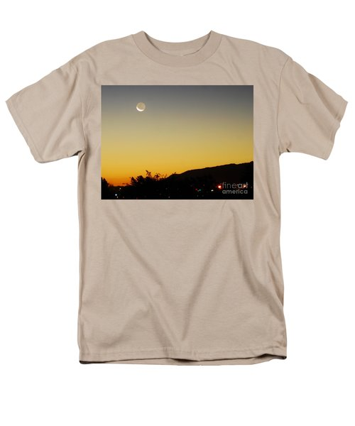 The Night Moves On Men's T-Shirt  (Regular Fit) by Angela J Wright