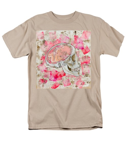 The Origin Of War Men's T-Shirt  (Regular Fit) by Stefanie Forck