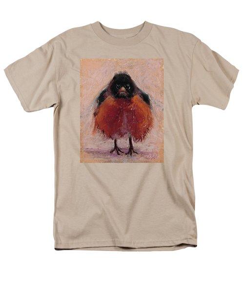 The Original Angry Bird Men's T-Shirt  (Regular Fit) by Billie Colson