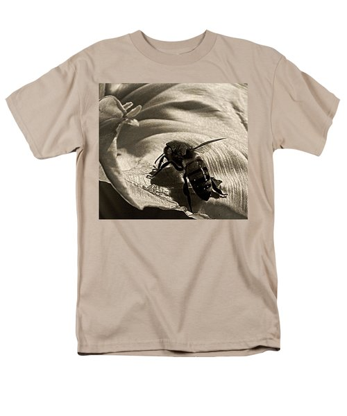 The Pollinator Men's T-Shirt  (Regular Fit) by Chris Berry