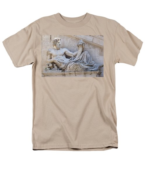 The Tiber Men's T-Shirt  (Regular Fit)