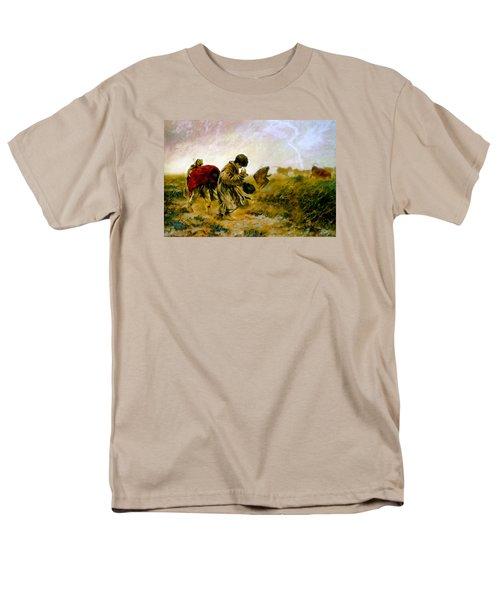 The Storm Men's T-Shirt  (Regular Fit) by Henryk Gorecki