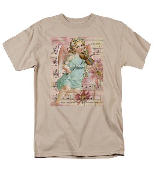 The Wind  Men's T-Shirt  (Regular Fit) by Sandra Foster