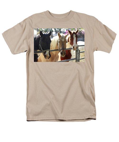 Three Amigos Men's T-Shirt  (Regular Fit) by Shoal Hollingsworth