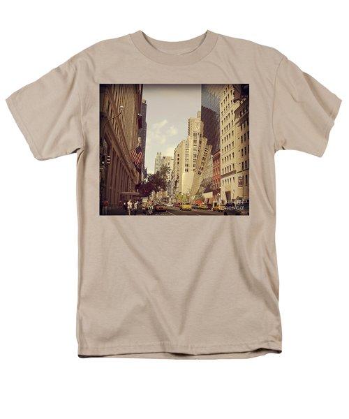Through The Faded Looking Glass Men's T-Shirt  (Regular Fit) by Meghan at FireBonnet Art