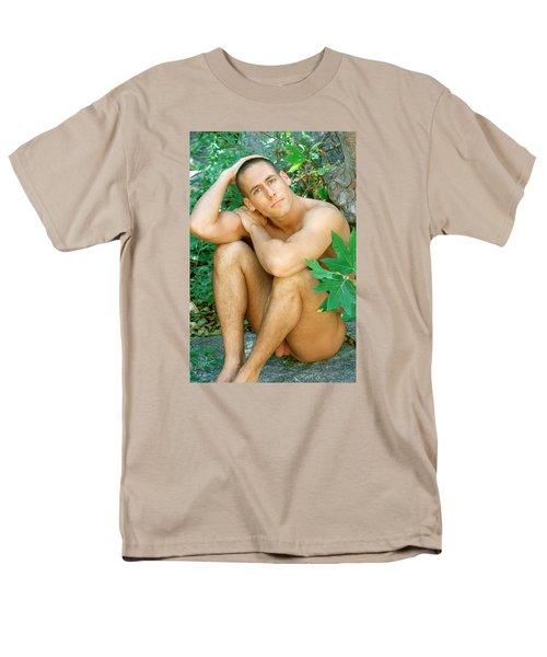 Tom D. 1 Men's T-Shirt  (Regular Fit) by Andy Shomock
