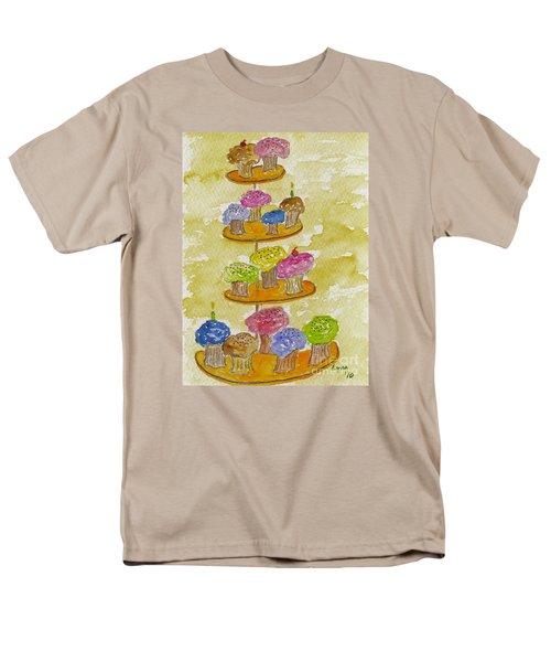 Tower Of Treats Men's T-Shirt  (Regular Fit) by AFineLyne