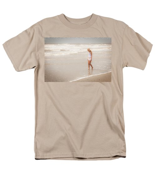 Men's T-Shirt  (Regular Fit) featuring the photograph Tranquility by Sennie Pierson